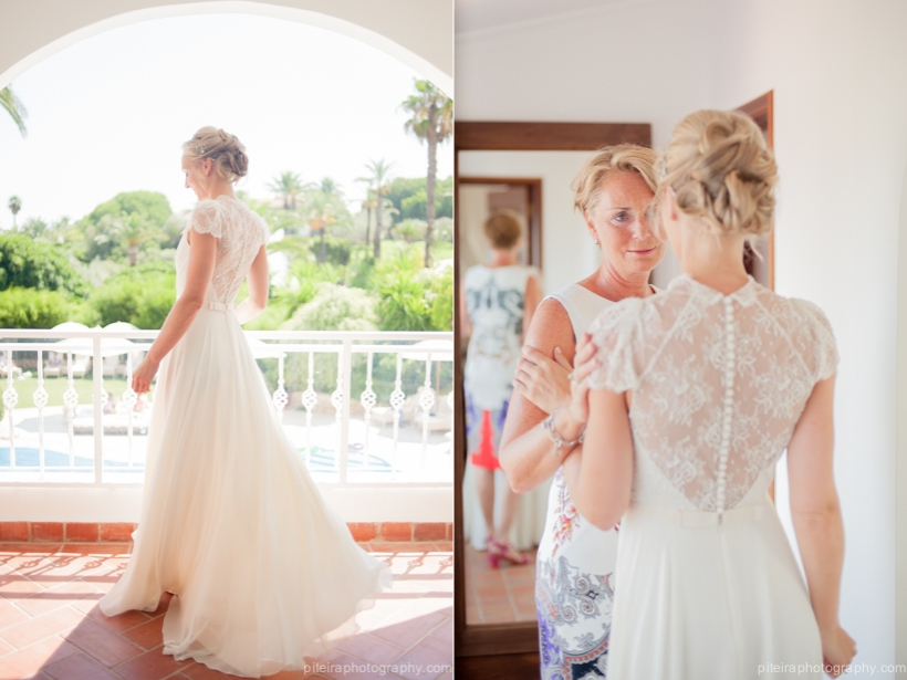 Norwegian wedding in Portugal, Destination wedding in Europe