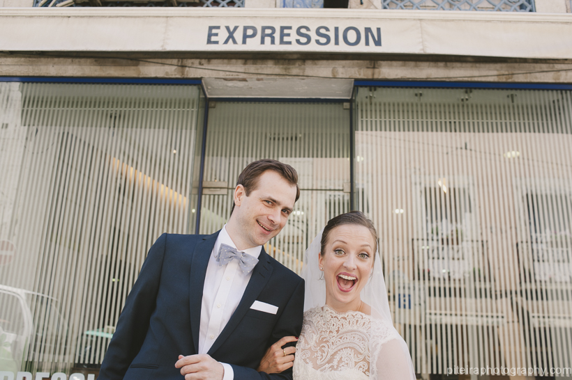 Elopement in Lisbon Portugal