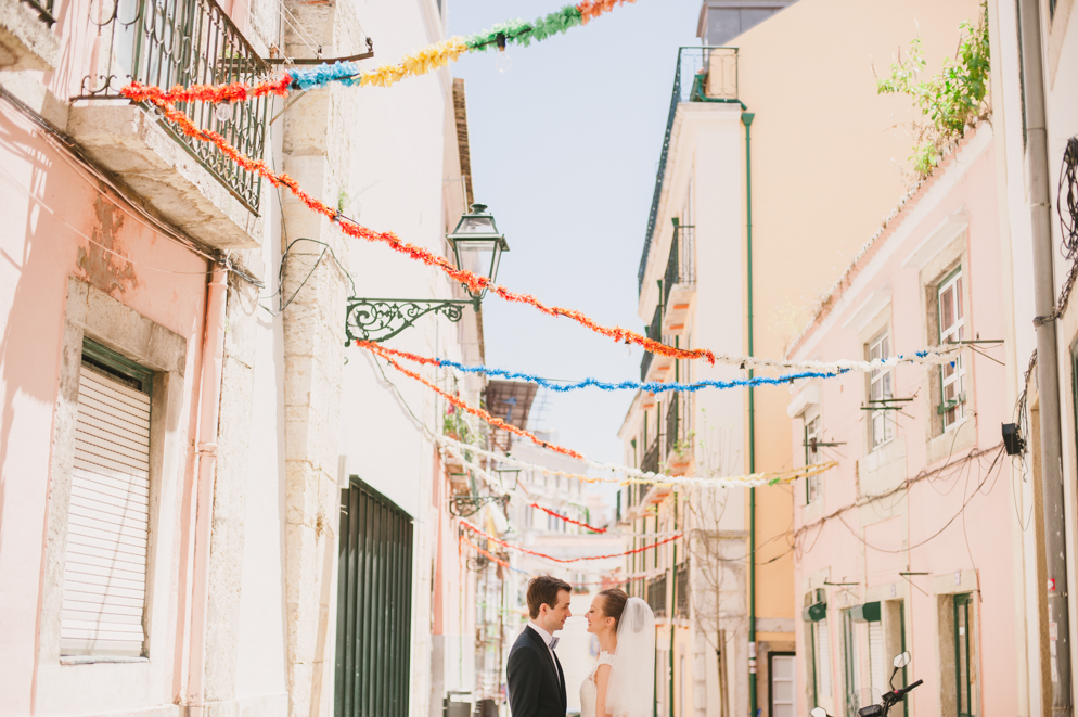 Elopement in Lisbon - Piteira Photography