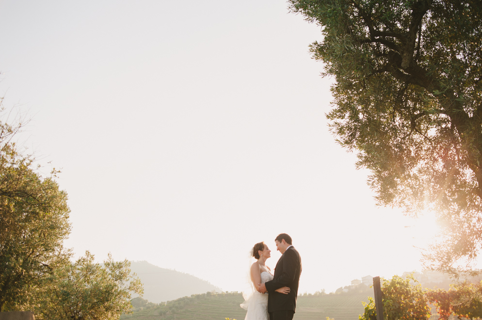 Destination wedding Douro River