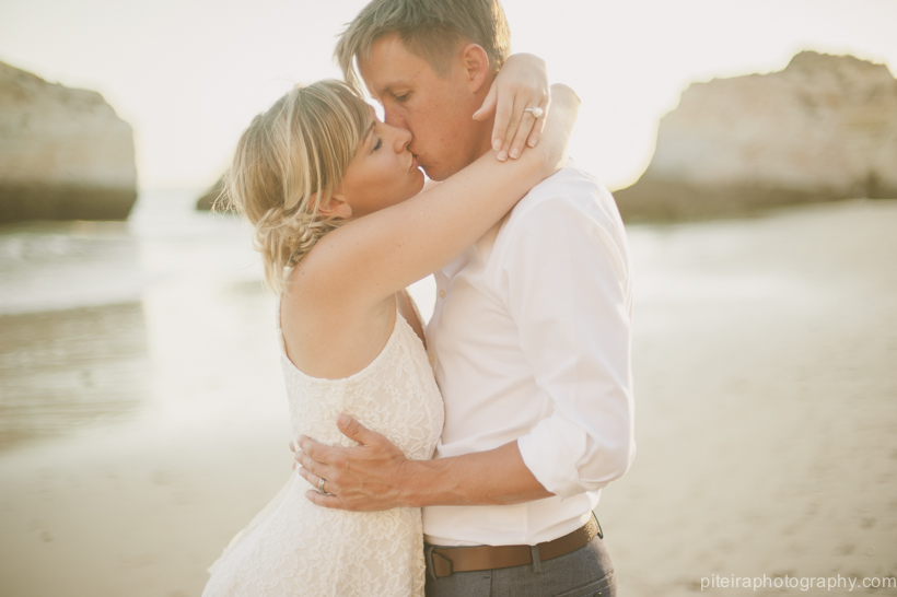 Beach Elopement Algarve Portugal