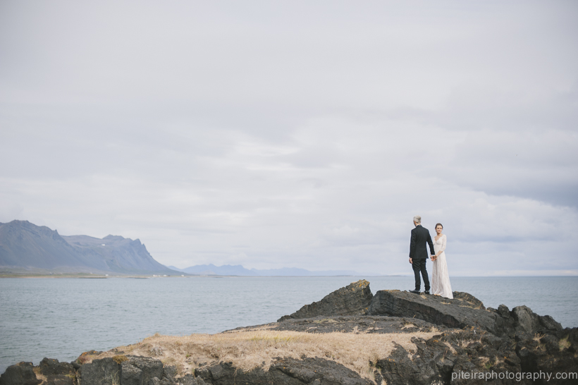 Destination Wedding Budir Iceland