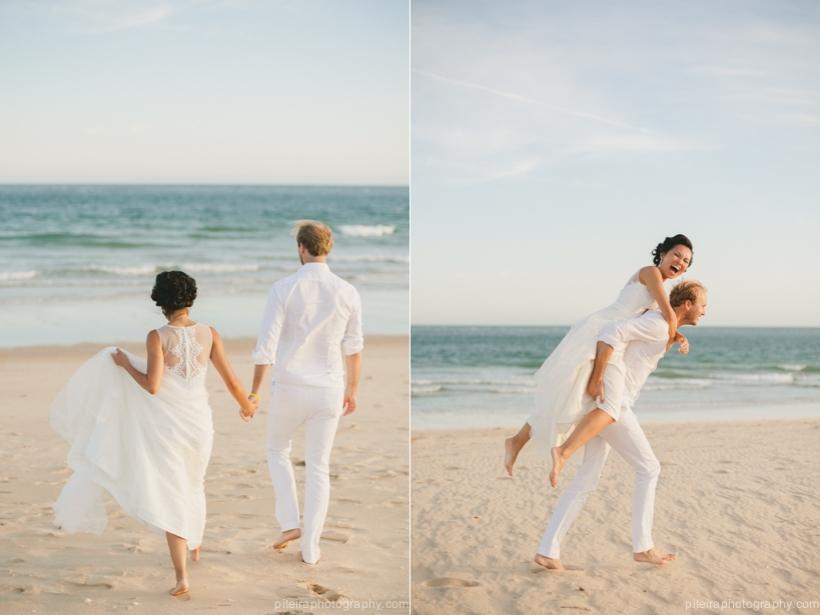 Wedding on the Ilha Deserta, Algarve, Portugal
