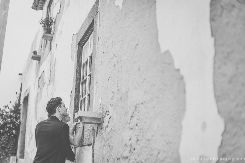 Destination Wedding Obidos Portugal