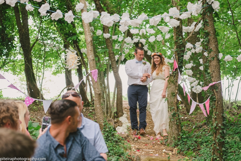 Destination Wedding Dordogne France