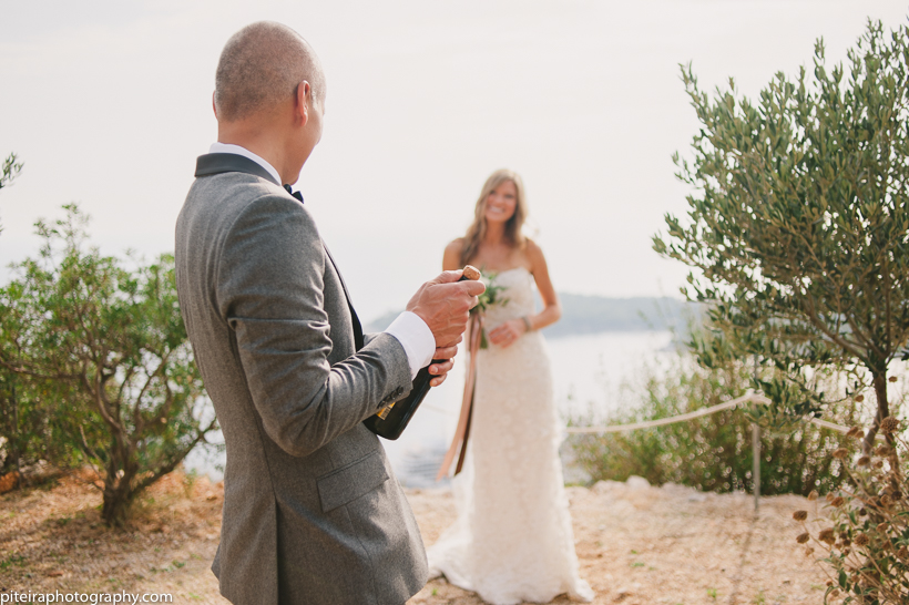 Elopement in Croatia