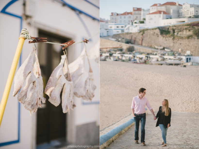 Engagement in Ericeira Portugal