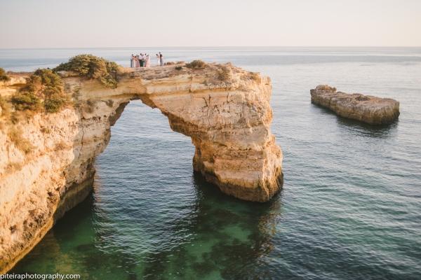 Elopement in the Algarve