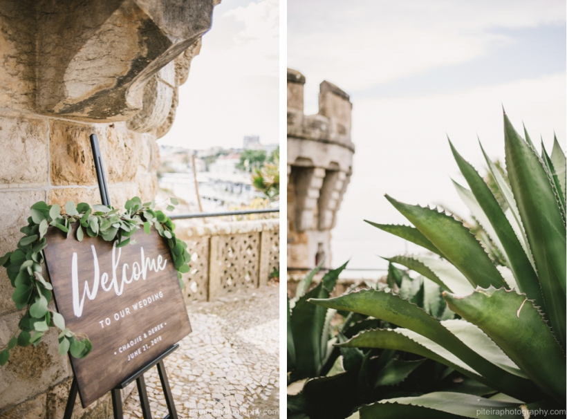 Destination Wedding Cascais Portugal